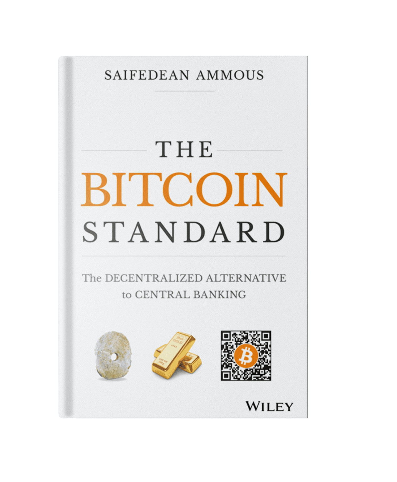 Ammous is best known for authoring The Bitcoin Standard.
